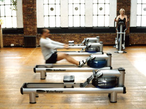 WaterRower - The M Series Commercial Rowing Machines